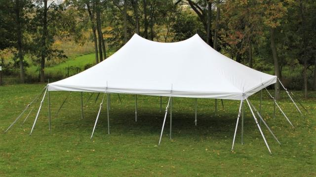 Where to find TENT, 20 X 30 TENSION, WHITE in West Bend