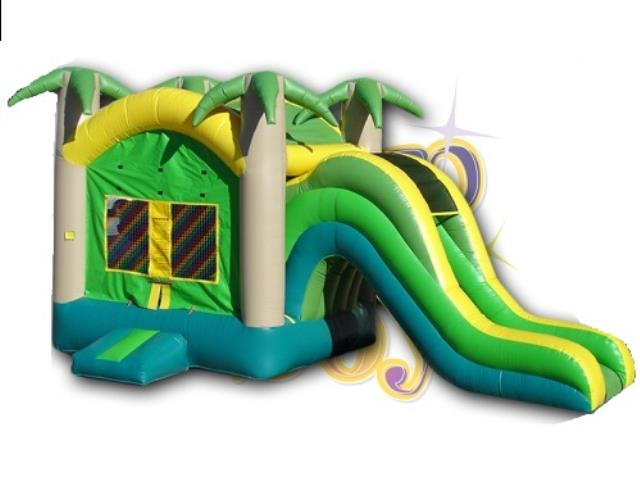 Where to find BOUNCE RIDE   SLIDE COMBO in West Bend