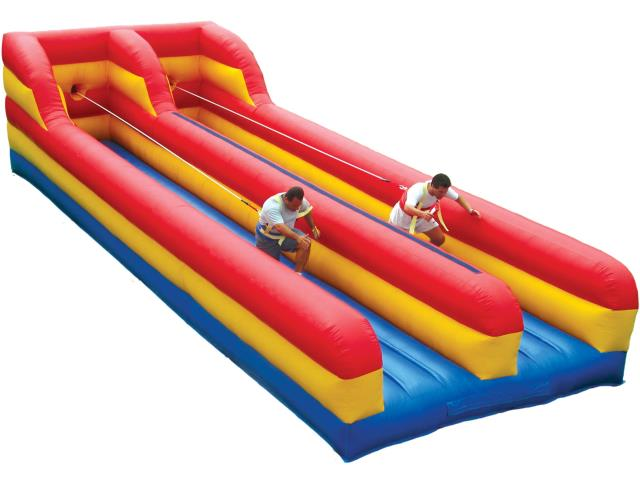 Where to find BUNGEE RUN, INFLATABLE in West Bend