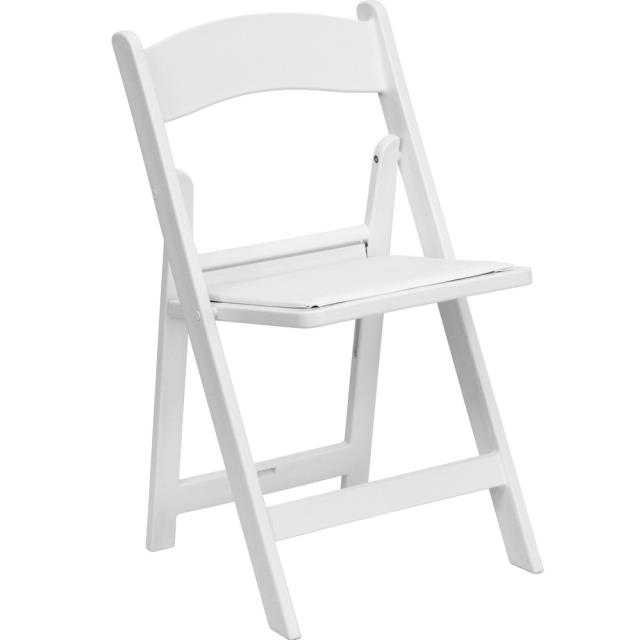 Where to find CHAIRS, WHITE WEDDING in West Bend