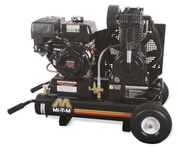 Where to find AIR COMPRESSOR, 8HP GAS in West Bend