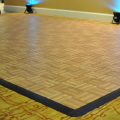 Rental store for DANCE FLOOR, 3 X 3 SECTIONS EA. in West Bend WI