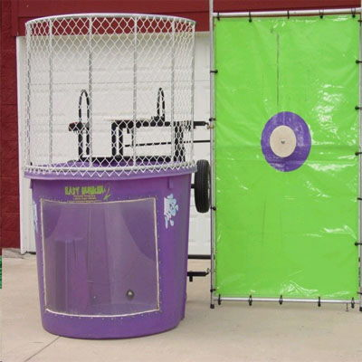 Where to find DUNK TANK in West Bend