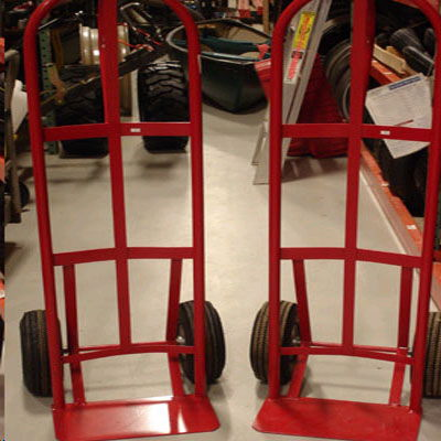 Where to find HAND TRUCK, STANDARD BOX TYPE in West Bend