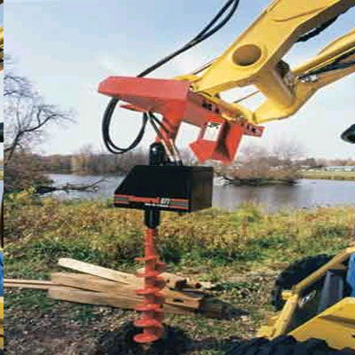 Where to rent POST HOLE DIGGER, HYDRAULIC in West Bend WI, Hartford WI, Milwaukee, Cedarburg, Germantown, Campbellsport, and entire SE Wisconsin