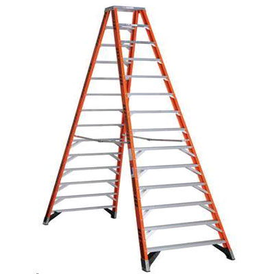 Where to find LADDER, 14  FIBERGLASS STEP in West Bend
