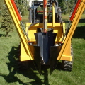 Where to rent SKIDLOADER, TREE SPADE HYDRAUL in West Bend WI