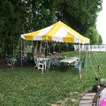 Rental store for TENT, CUST. S U 15 X 15 POLE in West Bend WI