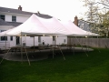 Rental store for TENT, CUST. S U 20 X 40 POLE in West Bend WI