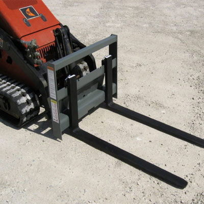 Where to find PALLET FORKS, MINI SKIDMOUNT in West Bend