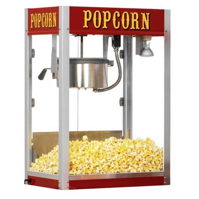 Where to find POPCORN MACHINE, 6 OZ in West Bend