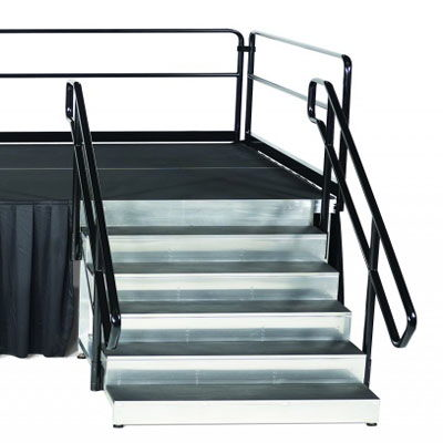 Where to find STAGE STAIR, ULTRA STAIR in West Bend