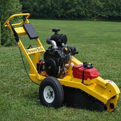 Where to find STUMP GRINDER, 20HP SMALL in West Bend