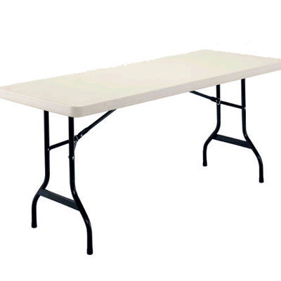 Where to find TABLE, 8  PLASTIC TOP in West Bend