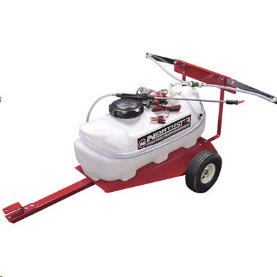Where to find LAWN SPRAYER, TOWABLE in West Bend
