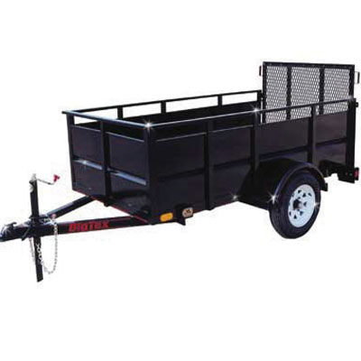 Where to find TRAILER, 5  X 10  W SIDES in West Bend