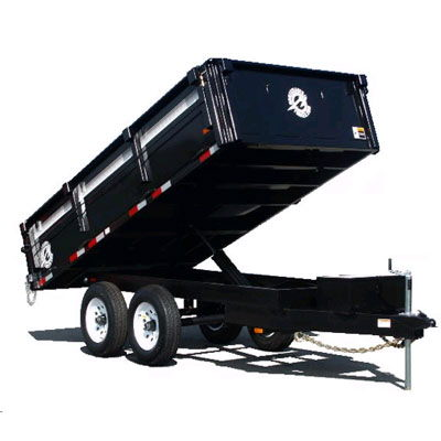 Where to find TRAILER, TANDEM DUMP in West Bend