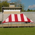 Rental store for TENT, 40 X 80 POLE, R W in West Bend WI