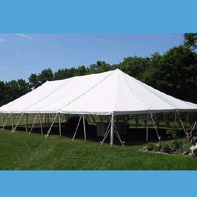 Where to find TENT, 40 X 80 POLE, WHITE in West Bend
