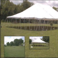 Rental store for TENT, 40 X 60 POLE, WHITE in West Bend WI