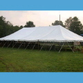 Rental store for TENT, 40 X 160 POLE, WHITE in West Bend WI