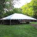 Rental store for TENT, 20 X 50 FRAME, WHITE in West Bend WI