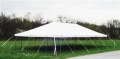 Rental store for TENT, 30 X 50 FRAME, WHITE in West Bend WI