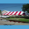 Rental store for TENT, 40 X 100 POLE, R W in West Bend WI