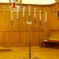 Rental store for CANDELABRA, BRASS ADJUSTABLE in West Bend WI