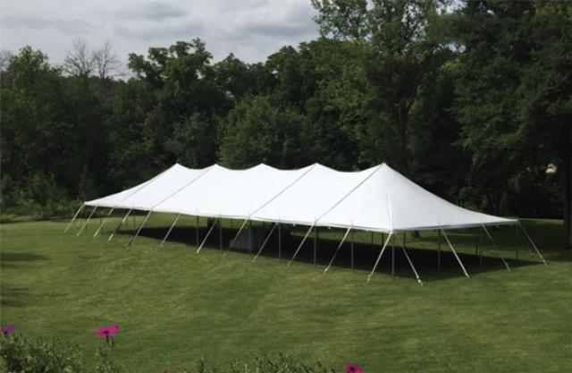 Where to find TENT, 30 X 105 TENSION, WHITE in West Bend