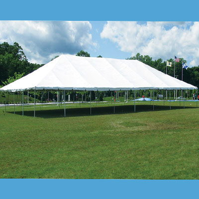 Where to find TENT, 30 X 80 FRAME, WHITE in West Bend