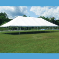 Rental store for TENT, 30 X 80 FRAME, WHITE in West Bend WI