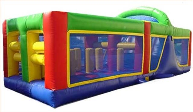 Where to find BOUNCE, 30  OBSTACLE COURSE in West Bend
