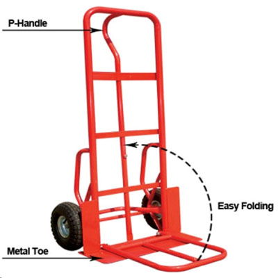 Where to find HAND TRUCK, PNEUMATIC TIRE in West Bend