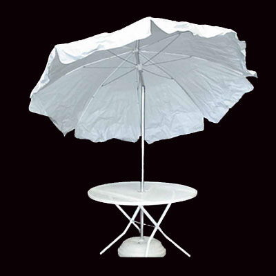Where to find UMBRELLA TABLE in West Bend