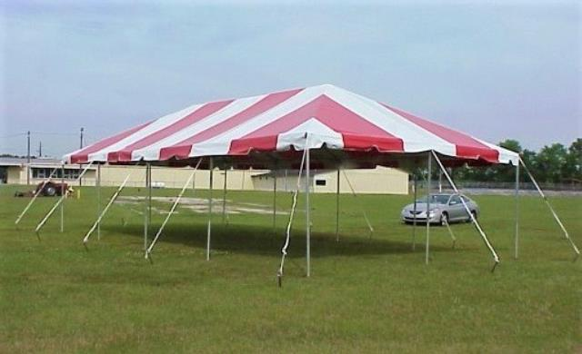 Tent 20 X 40 Frame R W Rentals West Bend Wi Where To
