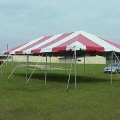 Rental store for TENT, 20 X 50 FRAME, R W in West Bend WI