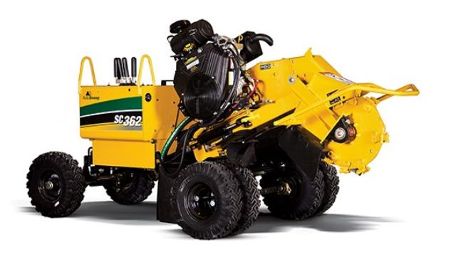 Where to find STUMP GRINDER, 35 HP LARGE in West Bend