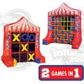 Rental store for INFLATABLE, 4 SPOT TIC TAC TOE in West Bend WI