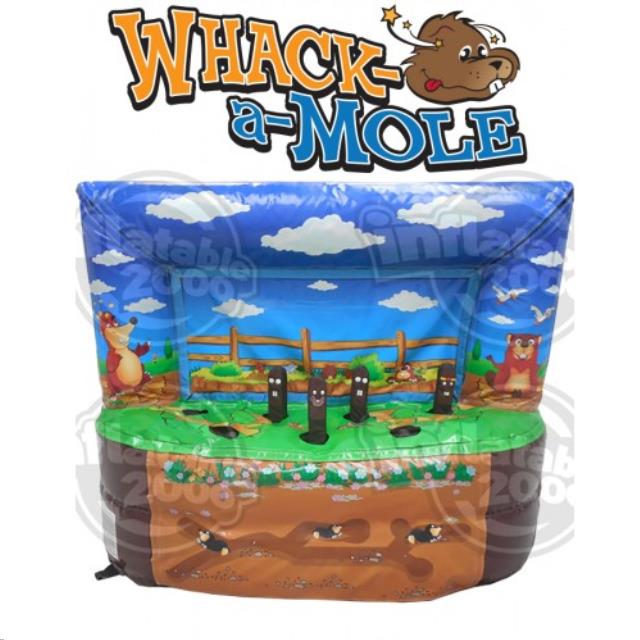 Where to find INFLATABLE WHACK A MOLE GAME in West Bend