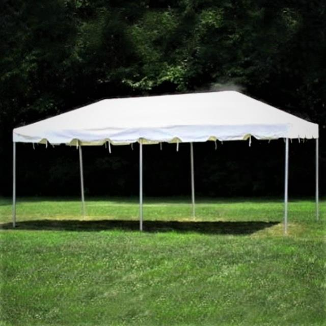 Where to find TENT, 10 X 20 FRAME, WHITE in West Bend