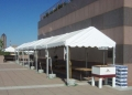 Rental store for TENT, 10 X 60 FRAME, WHITE in West Bend WI