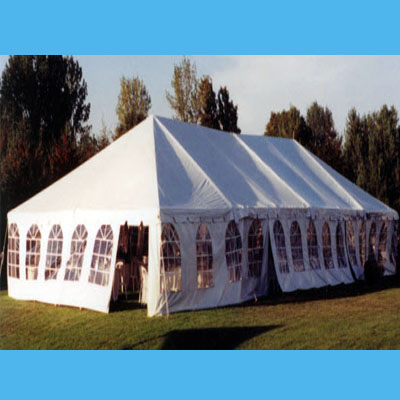 Where to find TENT, 30 X 90 FRAME, WHITE in West Bend
