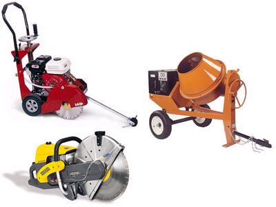 Concrete Equipment Rentals in Hartford WI, Slinger, Cedarburg, Germantown, West Bend, Milwaukee and SE Wisconsin
