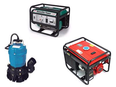 Generator & Pump Rentals in Hartford WI, Slinger, Cedarburg, Germantown, West Bend, Milwaukee and SE Wisconsin