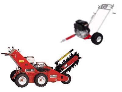 Trencher Rentals in Hartford WI, Slinger, Cedarburg, Germantown, West Bend, Milwaukee and SE Wisconsin