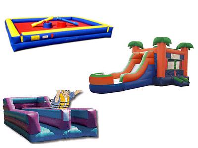 Inflatable Rentals in Hartford WI, Slinger, Cedarburg, Germantown, West Bend, Milwaukee and SE Wisconsin