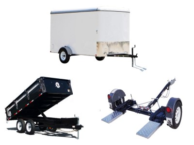 Trailer Rentals in Hartford WI, Slinger, Cedarburg, Germantown, West Bend, Milwaukee and SE Wisconsin