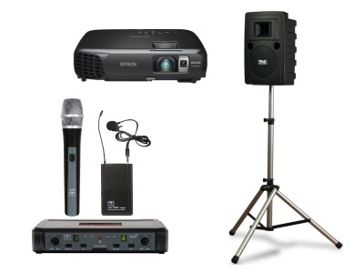 Audio Visual Rentals in Hartford WI, Slinger, Cedarburg, Germantown, West Bend, Milwaukee and SE Wisconsin