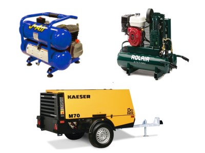 Air Compressor Rentals in Hartford WI, Slinger, Cedarburg, Germantown, West Bend, Milwaukee and SE Wisconsin